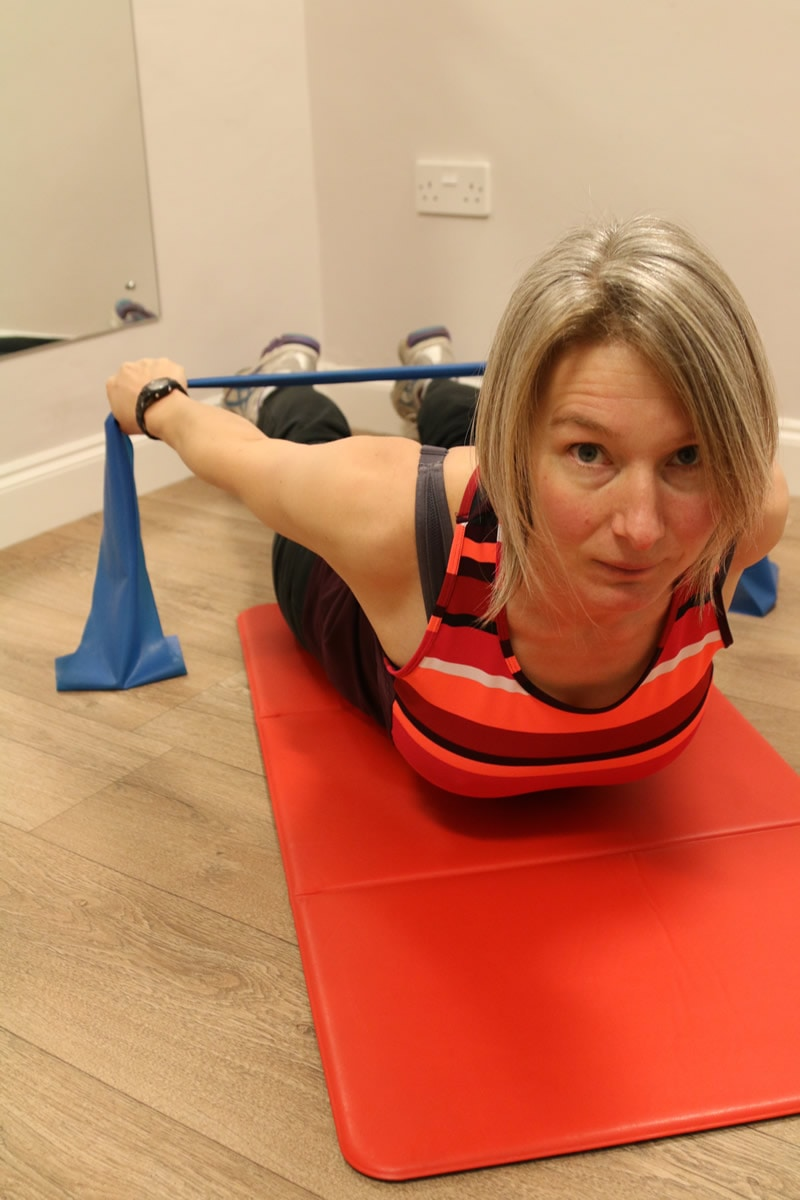 Pre Book Online Mixed Ability Pilates with Susie Black Fitness Wednesday